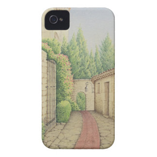 Path in Eze, Cote D'Azur In Pastel iPhone 4 Case