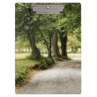 Path in the Country Clipboard