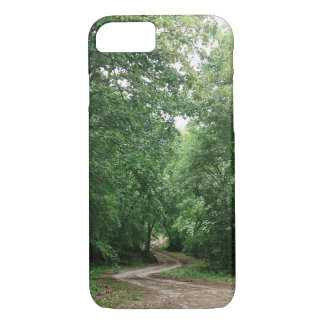 Path in the Forest iPhone 8/7 Case