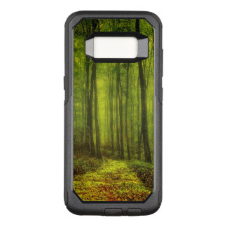 Path In The Woods OtterBox Commuter Samsung Galaxy S8 Case