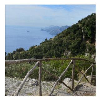 Path of Gods Amalfi Acrylic Wall Art