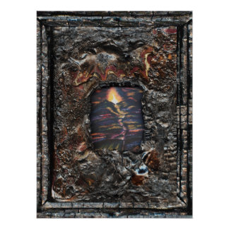 Path of Life Burnt Offering Poster