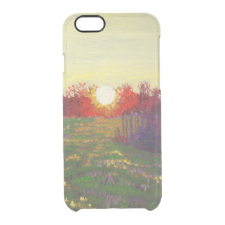 Path of light 2013 clear iPhone 6/6S case