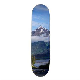 Path Through Alaska 19.7 Cm Skateboard Deck