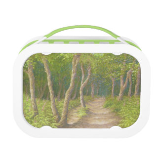 Path Through the Trees, Leith Hill Yubo Lunchbox