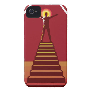 Path to Enlightenment iPhone 4 Cover