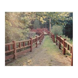 Path Unknown Wood Wall Decor