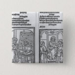 Pathelin and the Draper and Pathelin 15 Cm Square Badge