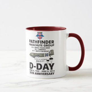 PATHFINDER PARACHUTE GROUP MUG