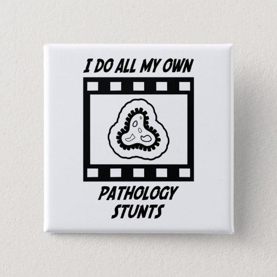 Pathology Stunts 15 Cm Square Badge