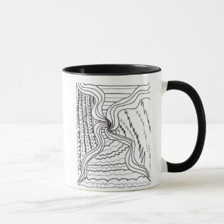 Paths to the middle mug