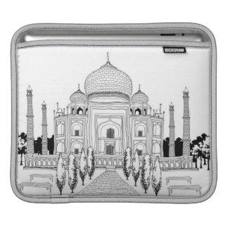 Pathway by Taj Mahal iPad Sleeve