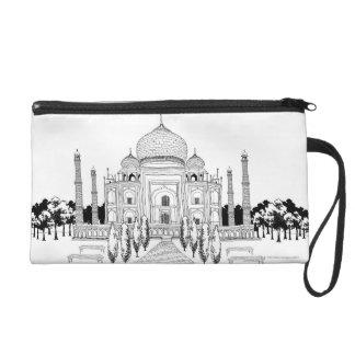 Pathway by Taj Mahal Wristlet