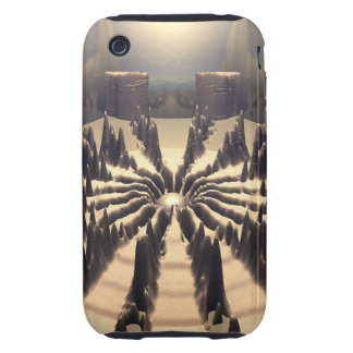 Pathway of Peaks Tough iPhone 3 Cover