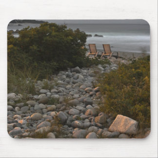 Pathway To Paradise Mouse Mat