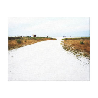 Pathway to the Beach Canvas Art