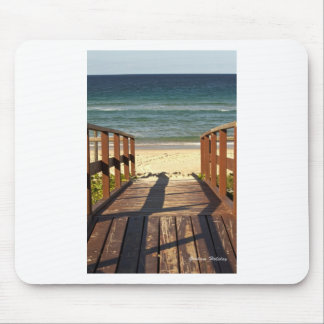 Pathway to the Beach.jpg Mouse Pad
