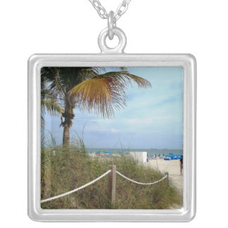 Pathway to the Ocean Custom Necklace