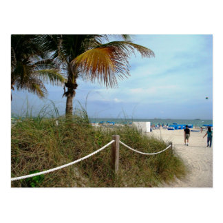 Pathway to the Ocean Post Cards