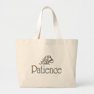 Patience Canvas Bags