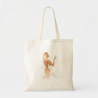 """""""Patience"""" budget tote Budget Tote Bag"""