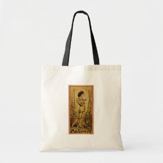 Patience, 'Bunthorn' Vintage Theater Canvas Bags