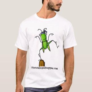 Patience Grasshopper balance T-Shirt