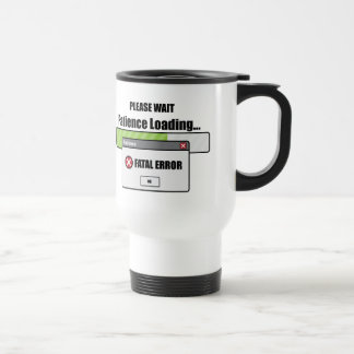 Patience Loading Travel Mug