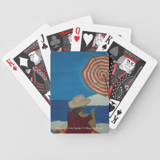 Patience of the Spider Bicycle Playing Cards