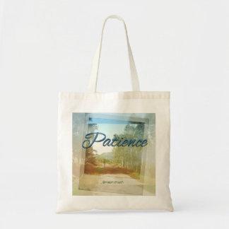 Patience Tote Bag