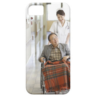 Patient and nurse iPhone 5 case