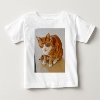 Patient Pumpkin. Baby T-Shirt