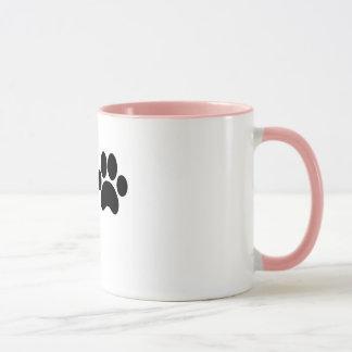 Patinhas mug