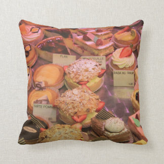 Patisserie de Provence Cushion
