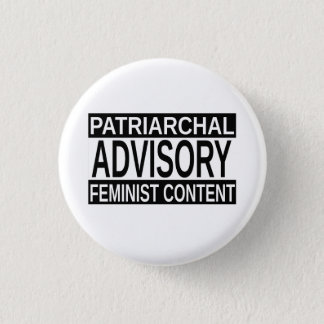 Patriarchal Advisory 3 Cm Round Badge