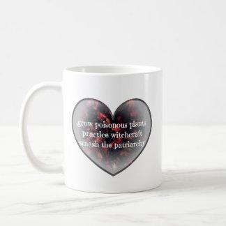 Patriarchy Spells Coffee Mug