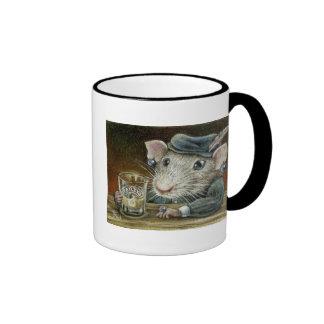 Patricia the rat ringer mug