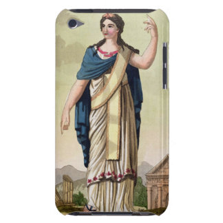 Patrician Woman, No. 26 from 'Antique Rome', engra iPod Case-Mate Cases