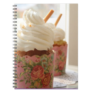 Patriciapotluck icing mountain spiral note books