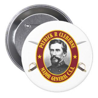 Patrick Cleburne -AFGM 7.5 Cm Round Badge
