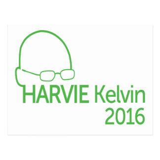 Patrick Harvie Kelvin 2016 Postcard