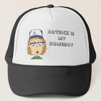 Patrick is MY homeboy Trucker Hat