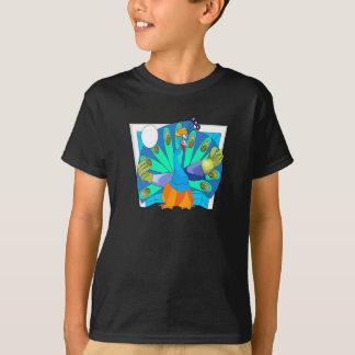 Patrick Peacock T-Shirt