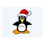 Patrick Penguin Postcard