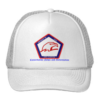 PATRIOT76, Conservative News and Information Mesh Hats