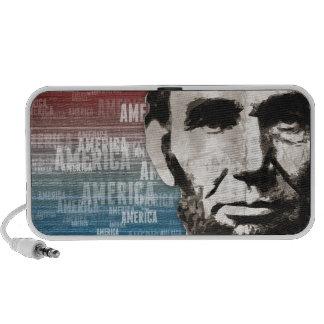 Patriot Abraham Lincoln Travelling Speaker