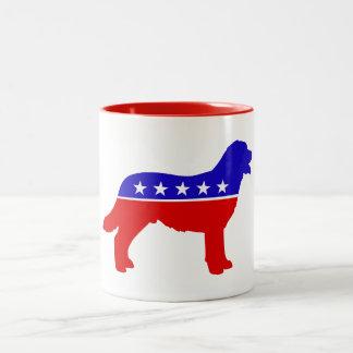 Patriot Dog Mug