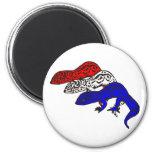 Patriot Geckos 01 Magnet