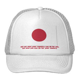 PATRIOT TRUCKER HAT