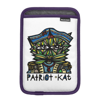 """Patriot Kat"" iPad Mini Soft Case"
